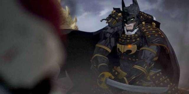 Batman Ninja to Get Live-Action Adaptation