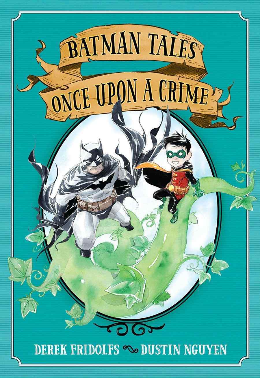 Batman Tales Once Upon a Crime