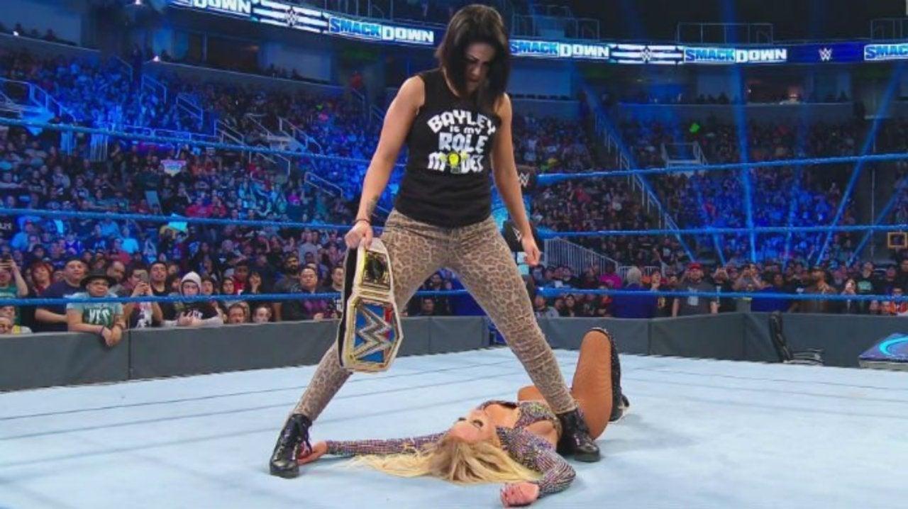 Resultado de imagem para Carmella vs bayley