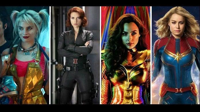 Birds of Prey Female Superhero Movies Set Modern Day