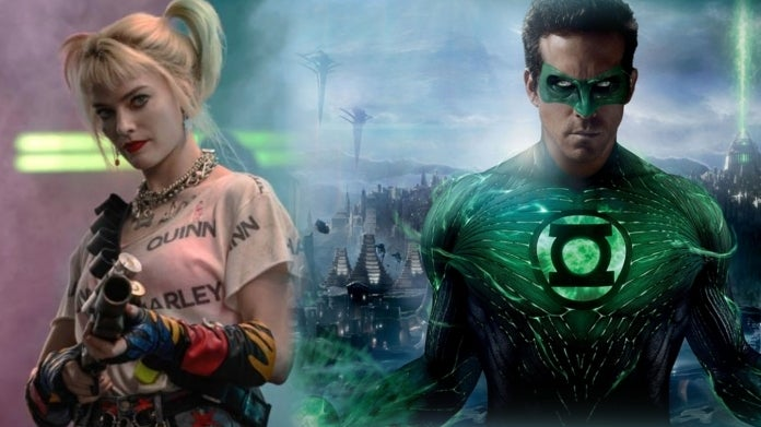 Birds of Prey Green Lantern ComicBookcom