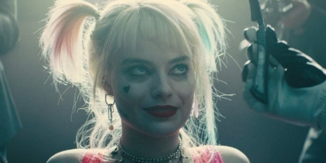 Birds of Prey Harley Quinn Margot Robbie