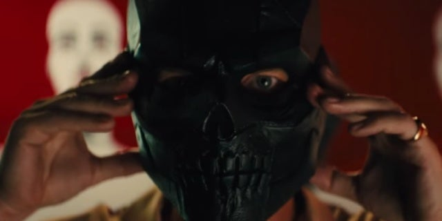 birds of prey movie black mask