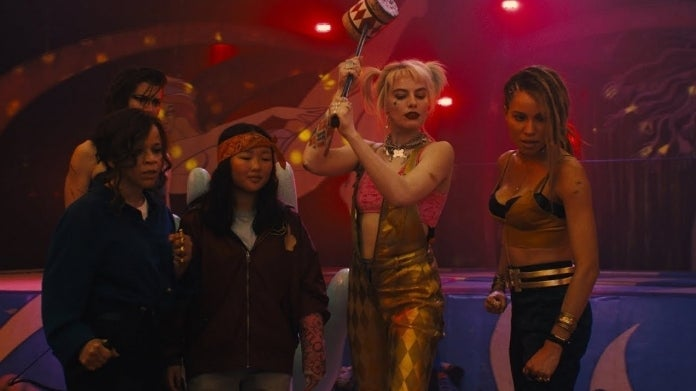Birds of Prey Movie Harley Quinn