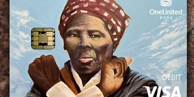 """Bank Responsible for Harriet Tubman Card Explains Why They Chose """"Wakanda Forever"""" Pose"""