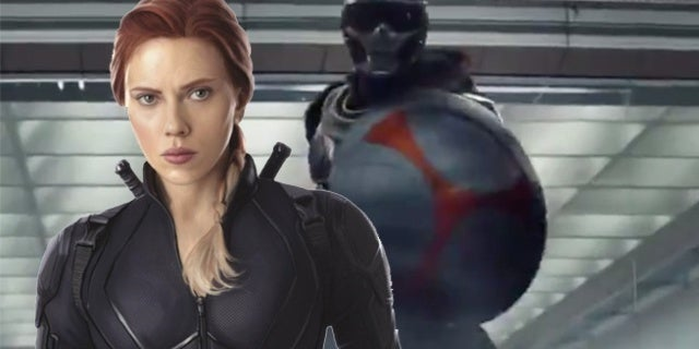 Black Widow: New Full Look At Taskmaster Revealed by Topps