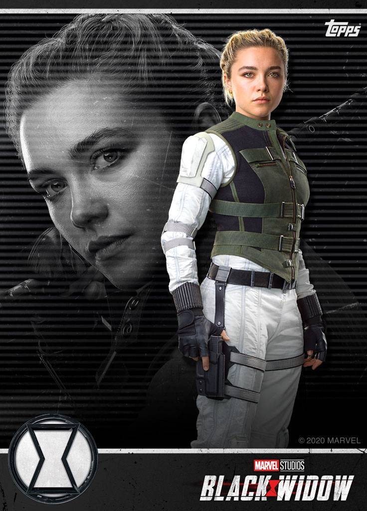 Black Widow Promo Reveals New Look At Yelena Belova Revealed For Toy Fair