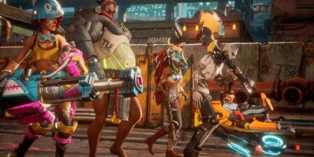 Xbox's Bleeding Edge Will Have No Microtransactions