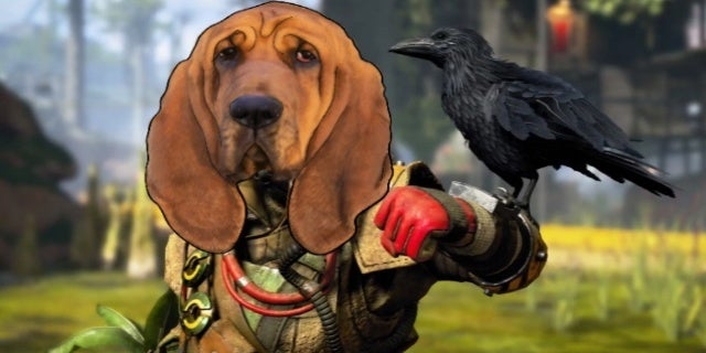 Apex Legends Players Are Being Haunted By Dogs