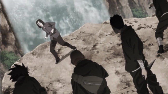 Boruto Anime First Look Mujina Gang Episode 144