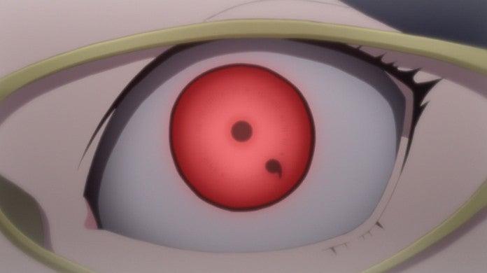 Boruto Naruto Sarada Sharingan