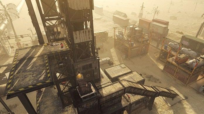 Call of Duty Modern Warfare Rust 1v1