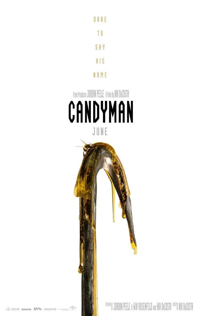 Póster Candyman