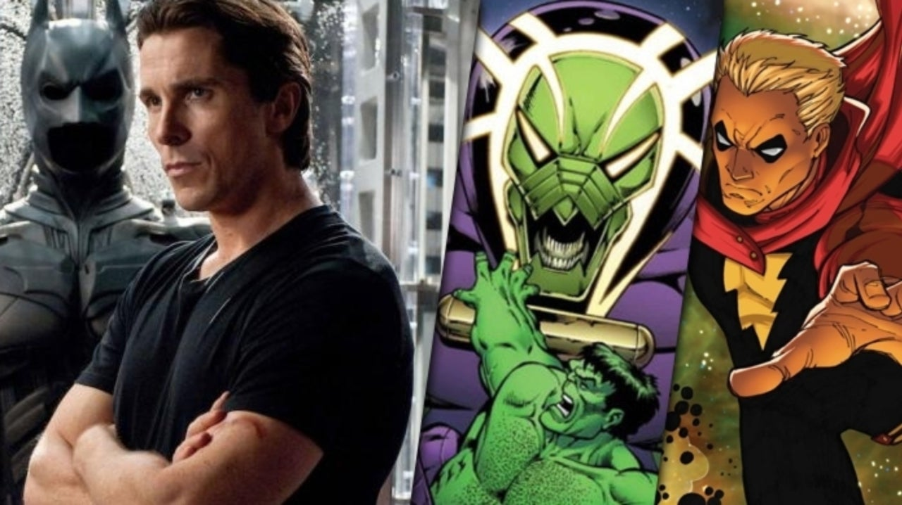 Thor: Love and Thunder Star Christian Bale Reportedly Set to Play An Alien Villain