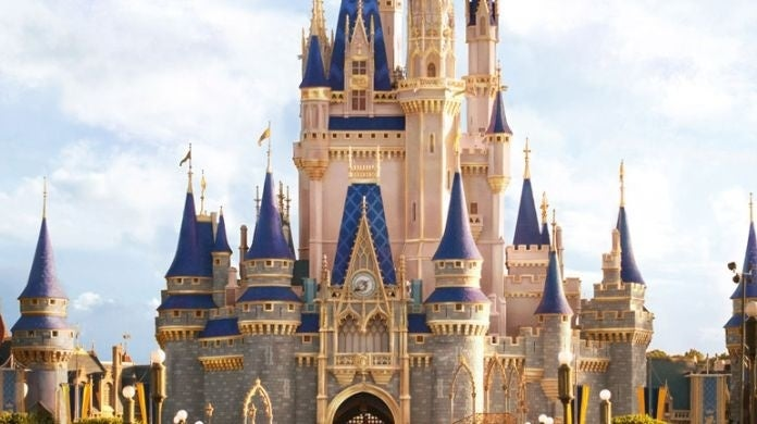 cinderella's castle makeover