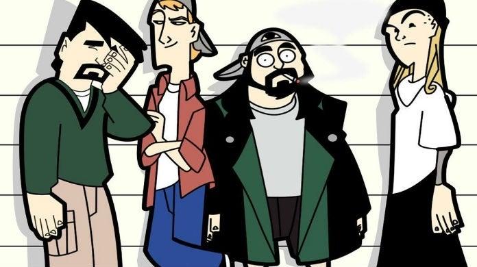 clerks-animated-series