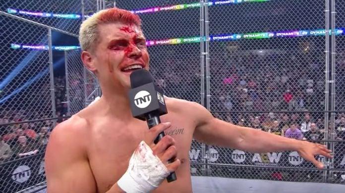 Cody-Rhodes-AEW-Dynamite-tears