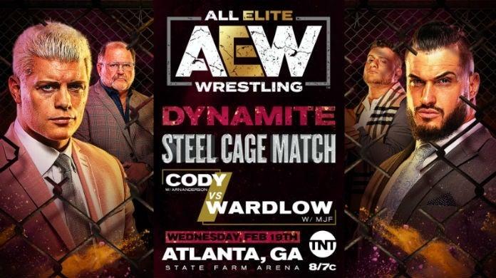 Cody-Rhodes-Wardlow-AEW-Dynamite-Cage-Match