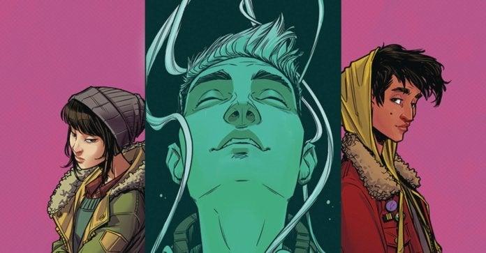 Comic Reviews - Alienated #1