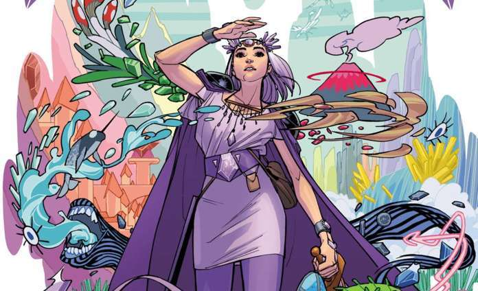 Comic Reviews - Amethyst #1
