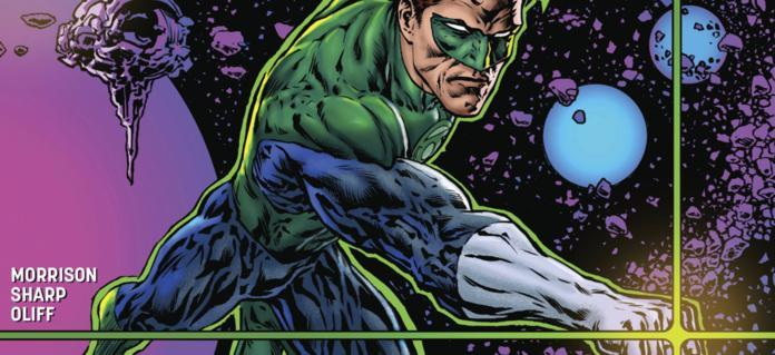 Comic Reviews - The Green Lantern Season Two #1