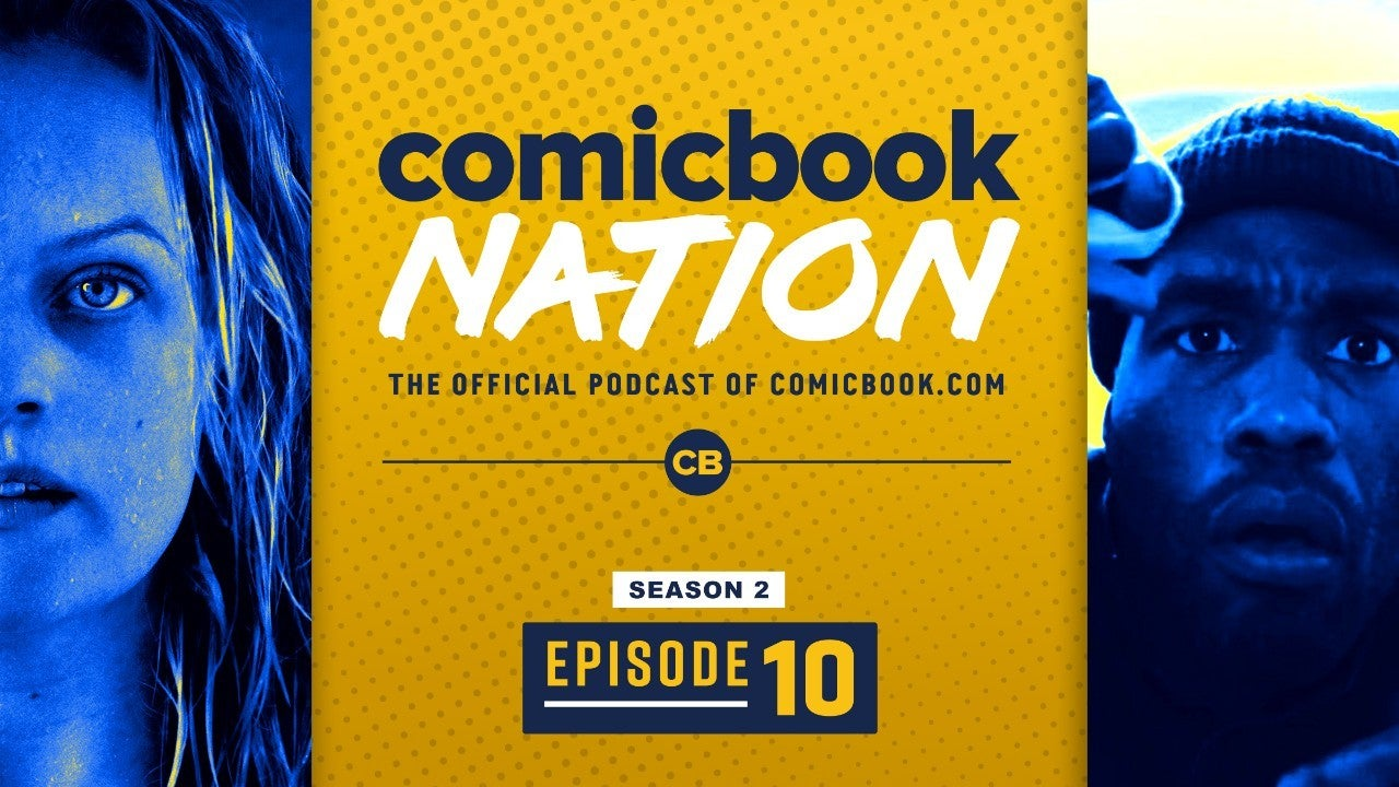 ComicBook Nation Podcast - Invisible Man Reviews 2020 Candyman Trailer WWE Super Showdown Results