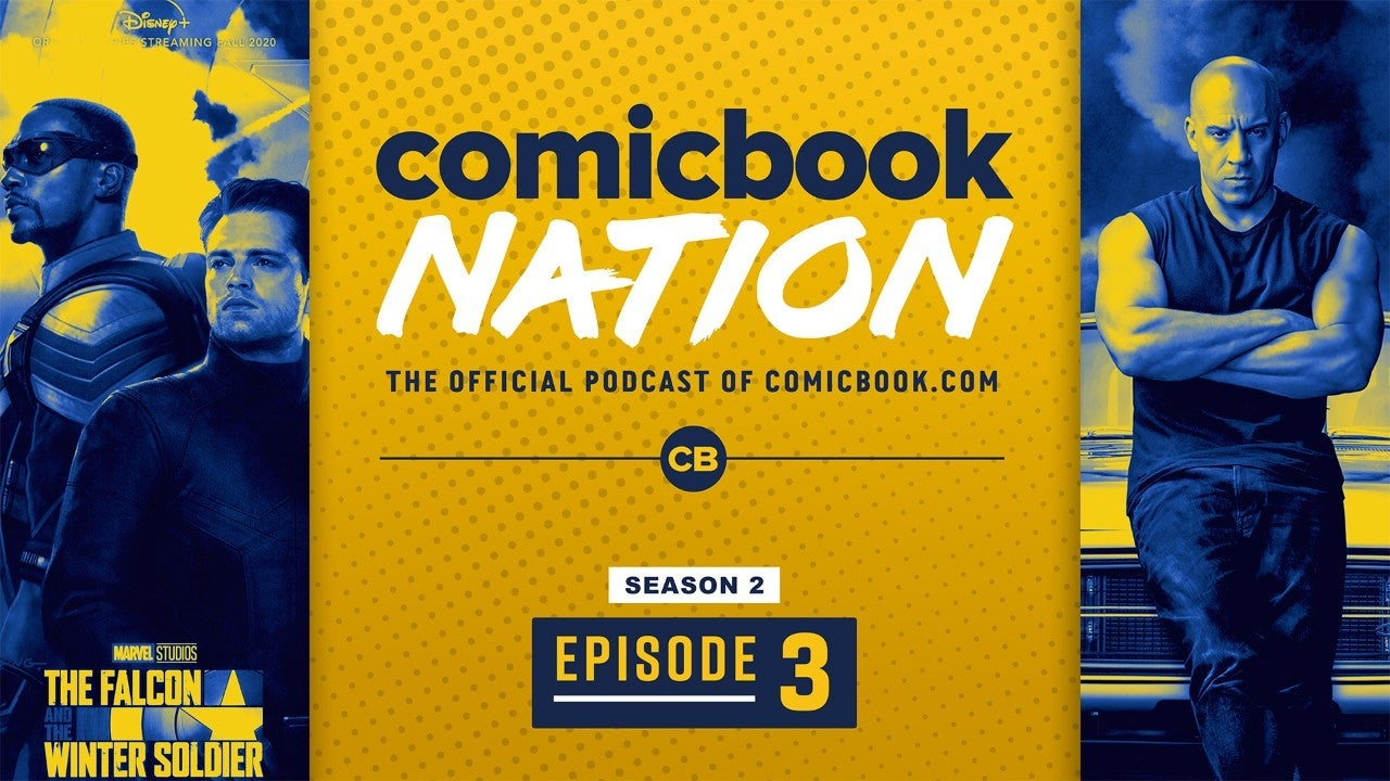 ComicBook Nation Podcast Super Bowl 2020 Best Commercials Trailers F9 Disney Plus Marvel Series