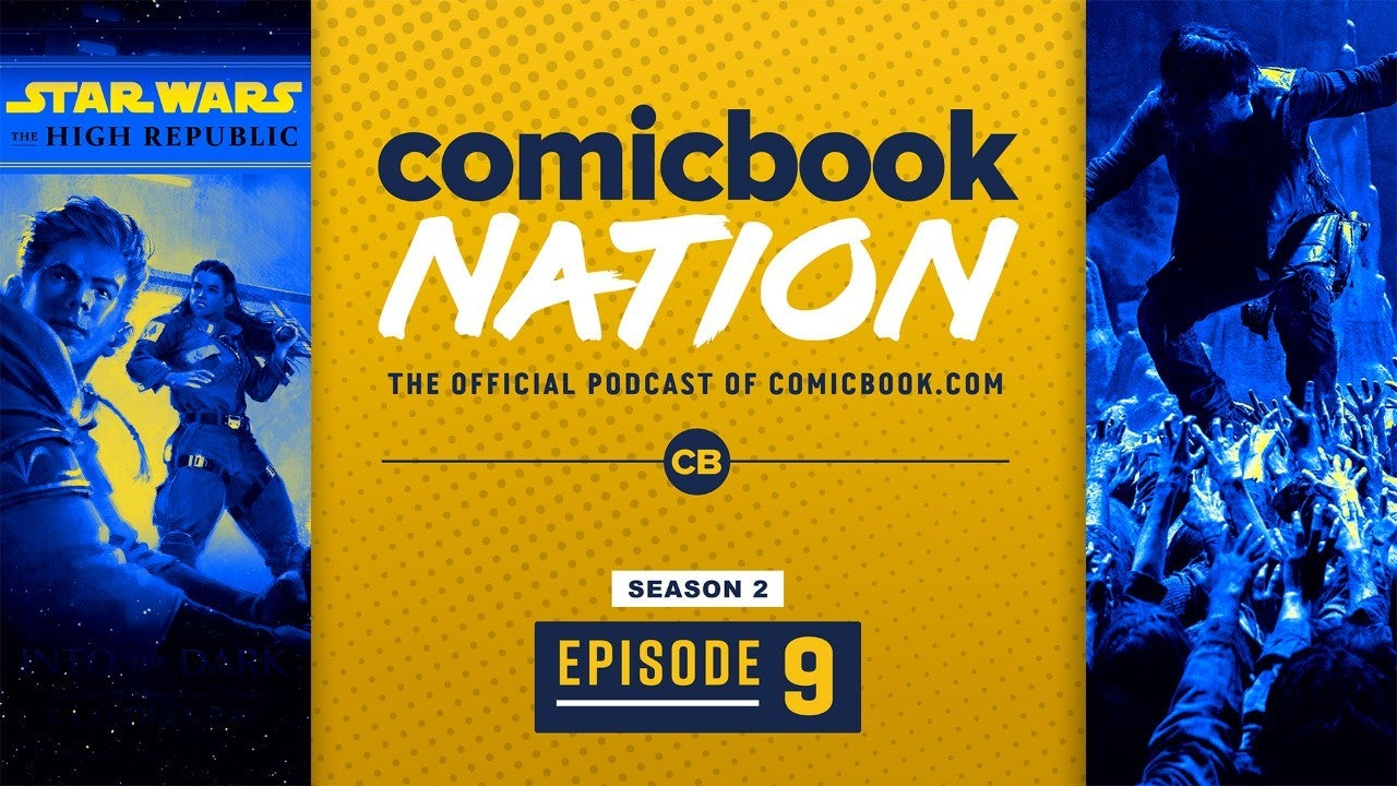 ComicBook Nation Star Wars High Republic Walking Dead Season 10B Spoilers Venom 2 The Batman Set Photos