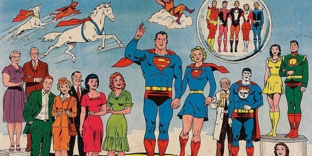 Legendary Superman Artist Curt Swan Would Have Been 100 Today