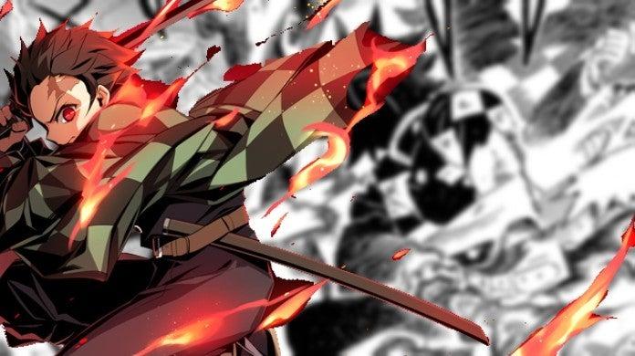Demon Slayer Tanjiro Hinokami Kagura Chapter 192