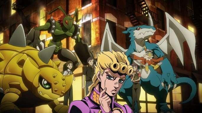 Digimon JoJo
