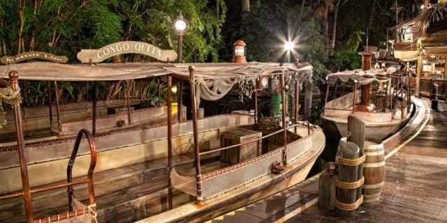 Jungle Cruise Boat Sinks at Disney World