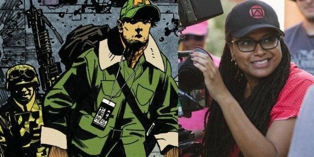 DMZ: Ava DuVernay Shares First Look at HBO Pilot
