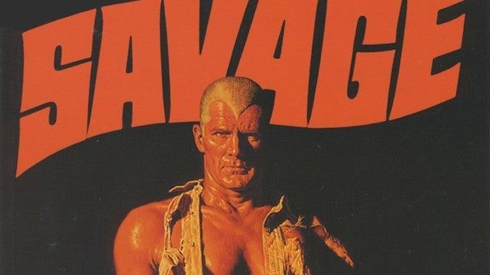 Doc Savage TV Series Sony