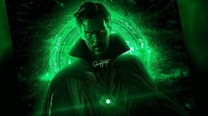 doctor strange 2 fan teaser poster