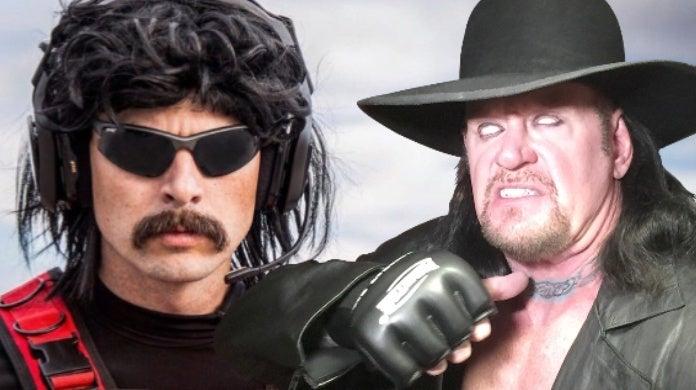 dr disrespect undertaker