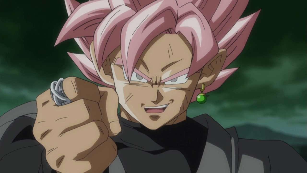 Dragon Ball Goku Black