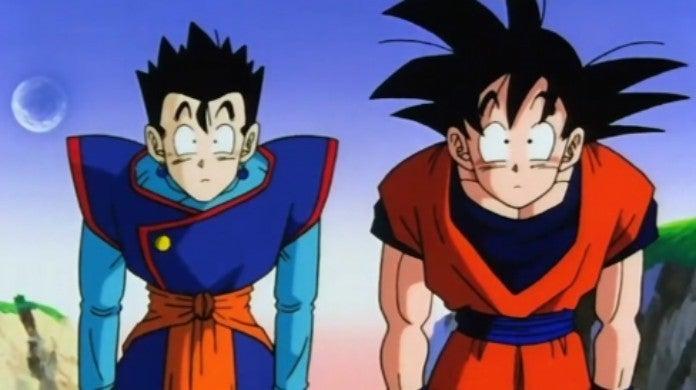 Dragon Ball Goku Gohan