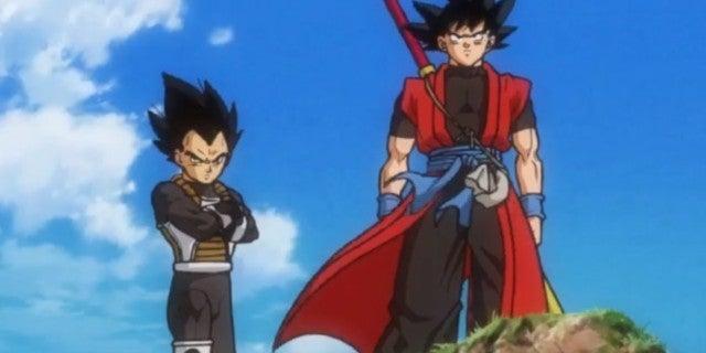Super Dragon Ball Heroes Confirms the Return of Xeno Goku and Vegeta