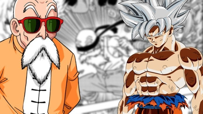 Dragon Ball Super Master Roshi Ultra Instinct Chapter 57