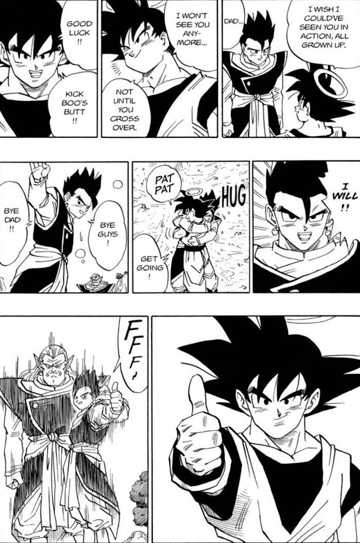 Dragon Ball Z - Where Goku's Story Should've Ended and Gohan Became Main Character