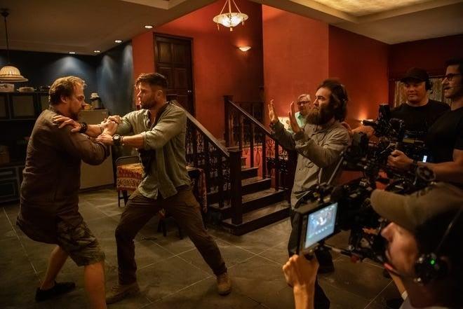 extracción Chris Hemsworth Netflix 3