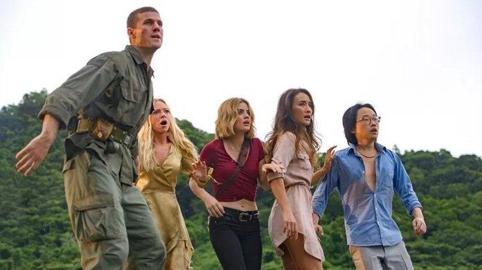 fantasy island movie reboot remake