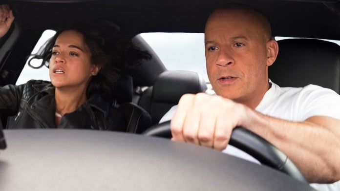 Fast Furious 9 Vin Diesel Michelle Rodriguez