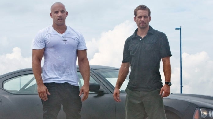 Fast Furious Vin Diesel Paul Walker