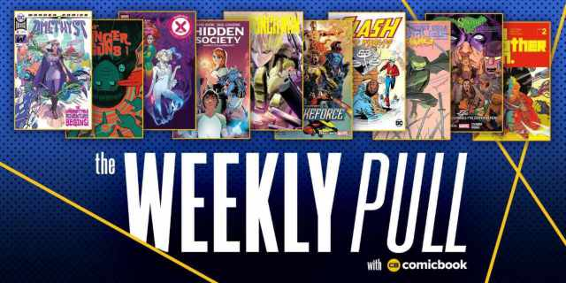 The Weekly Pull: Giant-Size X-Men, Crisis on Infinite Earths, Teenage Mutant Ninja Turtles, and More