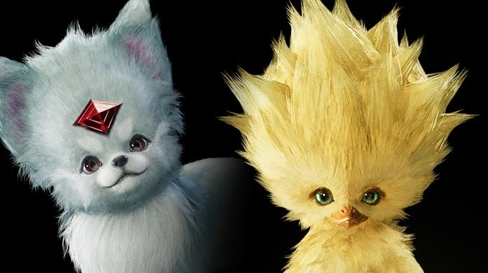 Final-Fantasy-VII-Remake-Chocobo-Chick-Carbuncle-Fans-React