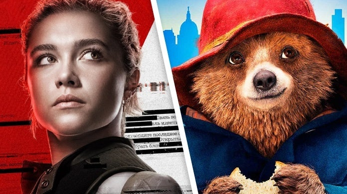 florence pugh paddington bear