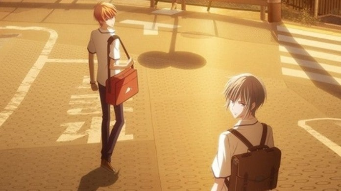 Fruits Basket Season 2 Poster