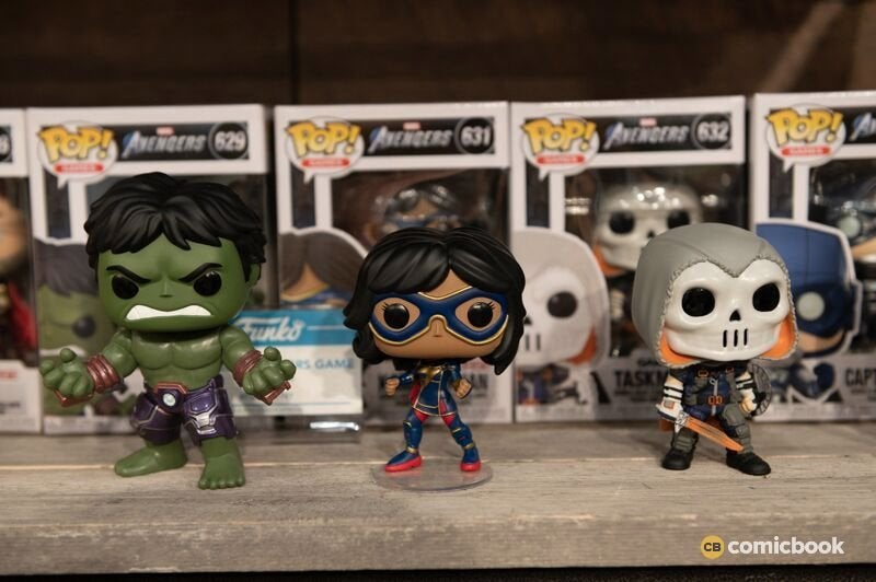 Funko Avengers 1
